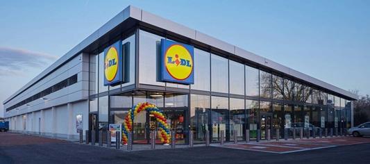 De Lidl groep en Heylen Warehouses bouwen samen duurzaam distributiecentrum