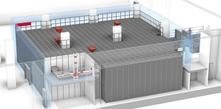 Siemens Mobility AG schakelt Swisslog in voor opslag- en orderverzamelsysteem