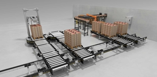 Interroll breidt Modular Pallet Conveyor Platform (MPP) uit met MultiControl