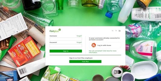 Fost Plus zet met MyFost nieuwe stap in digitale transformatie van recyclageketen