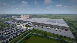 Impressie van het nieuwe DC van Barry Callebaut in Lokeren