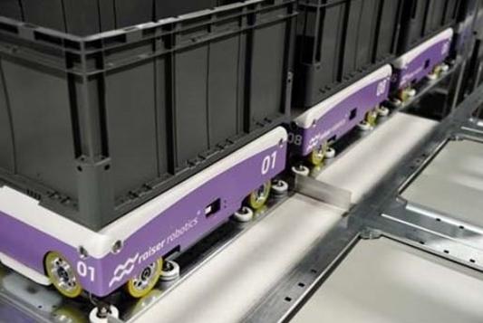 Stow richt Stow Robotics op en neemt Raiser Robotics over