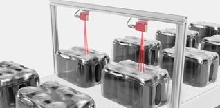 Leuze lanceert nieuwe sensor voor detectie van multipacks