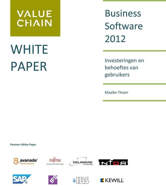White Paper Business Software