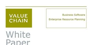 Kritische succesfactoren voor een ERP-implementatie