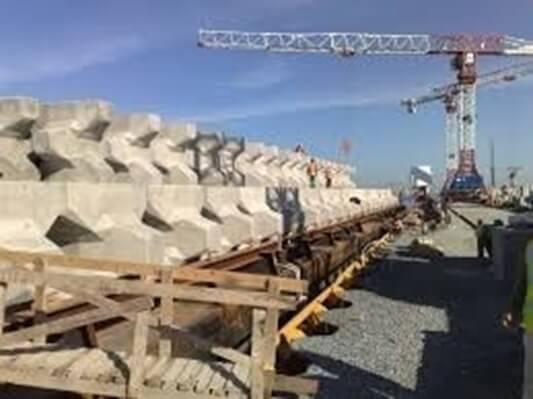 Besix Group ondersteunt wereldwijde goederenstroom met TRIS Forwarding