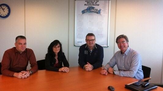 Heisterkamp gaat live met WACS van Transport Care