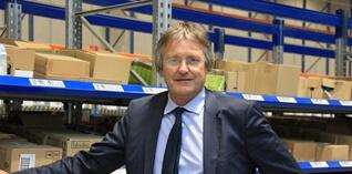 Warenhuisketen creëert grotere efficiëntie in distributiecentrum