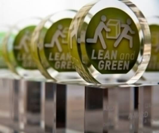 Nieuwe Lean and Green Awards en eerste Lean and Green Stars uitgereikt