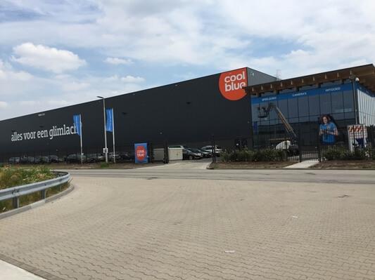 Coolblue opent nieuw magazijn in Tilburg - Value Chain