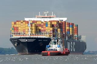 De eerste gebruiker van de TRIS Customs Gateway Europe, overigens ook het pilootproject, is de Zwitserse rederij MSC.